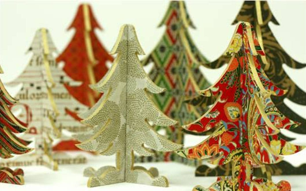 Paper Forest Holiday Shoppe Cary